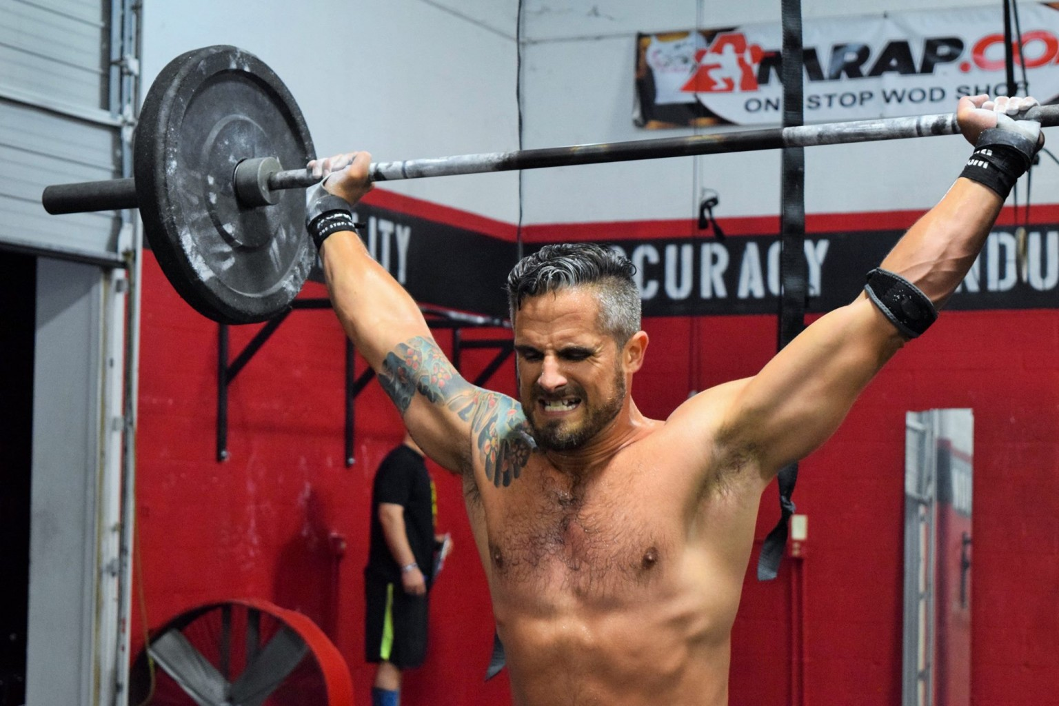 Crossfit 15.2 Down – Three More To Go