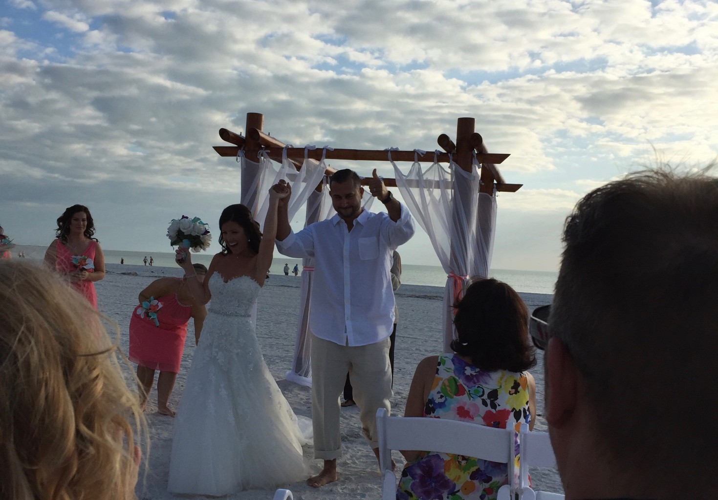 Vinny Got Married (and I was there)