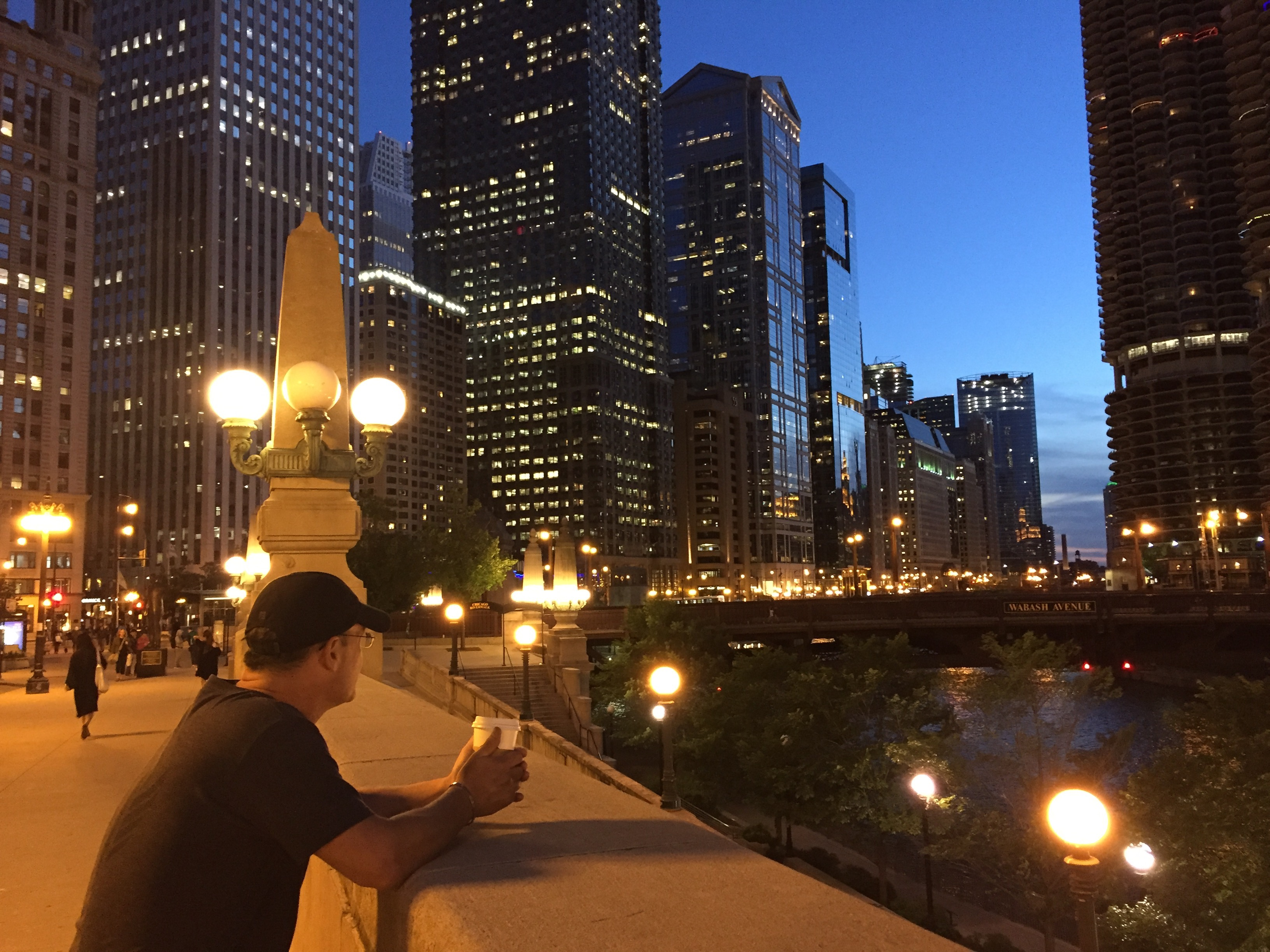 Chicago Was Pretty Cool